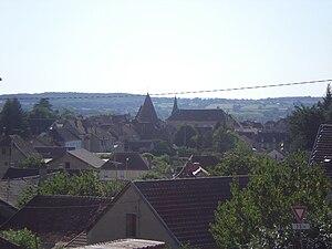 Marcigny - Image: Marcigny 7