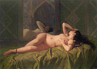 The Odalisque