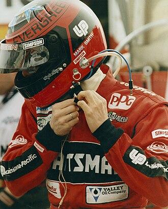 Mark Smith (American racing driver) - Image: Mark Smith racing driver CART 1200 px