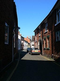 Market Street, Wem - geograph.org.uk - 594575