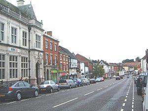 Ashby-de-la-Zouch - Image: Marketstreet 020