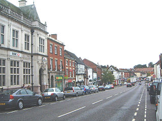 Ashby-de-la-Zouch A small market town in Leicestershire, England