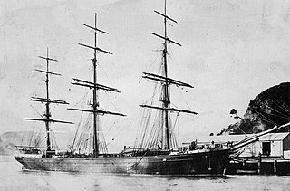 <i>Marlborough</i> (1876 ship) iron-built two-decked merchant sailing ship