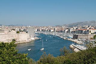 Cest la sardine qui a bouché le port de Marseille