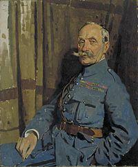 Marshal Foch, Om Art.IWMART3046.jpg