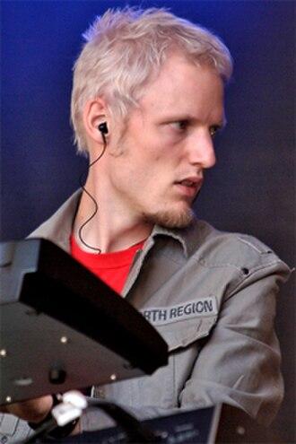 Martijn Westerholt - Martijn Westerholt on stage (2009)