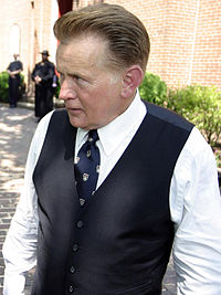 "Martin Sheen provided the voice of the ""real Principal Seymour Skinner""."