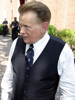 Martin Sheen, who provided the voice for the r...