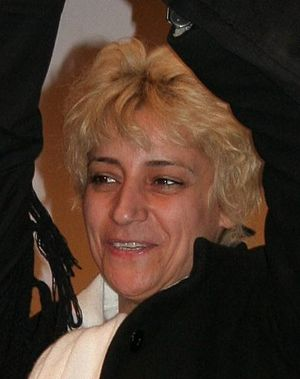 Marzieh Meshkini - Marzieh receiving the Cyclo d'Or at the Vesoul International Film Festival of Asian Cinema in 2009