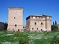 Maschio e femmina della Rocca Malatestiana di Cesena.jpg
