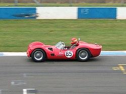 Maserati birdcage tipo 61