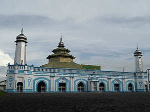Masjid Raya Ganting September 2013-2