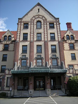 Masonic Retirement Center (now Landmark on the...