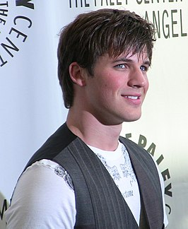Matt Lanter in 2009