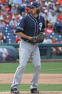Matt Strahm American baseball pitcher