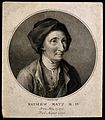Matthew Maty. Stipple engraving by F. Bartolozzi. Wellcome V0003919.jpg