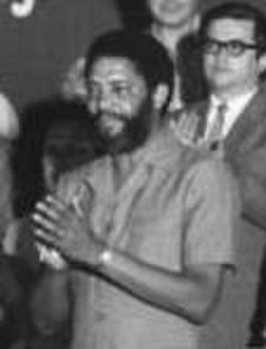 Maurice Bishop - Bishop in Saxony, East Germany 11 June 1982