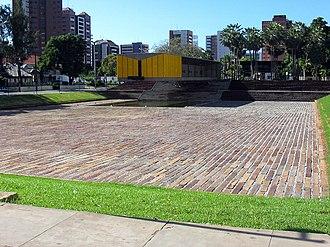 Humberto de Alencar Castelo Branco - Mausoleum of Castelo Branco  in his native Fortaleza, northeastern Brazil