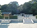 Mausoleum of Emperor Buretsu.jpg