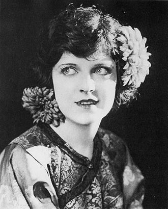 May McAvoy - McAvoy in Stars of the Photoplay (1924)