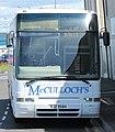 McCulloch's coach (AJZ 9584) Volvo B10M Plaxton Premiere, Stranraer, 1 July 2011.jpg