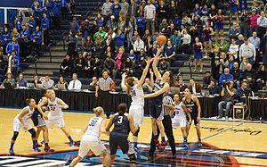 Sullivan Athletic Center - Image: Mc Grath Phillips Arena