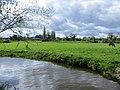 Meadows near Yarwell - April 2014 - panoramio.jpg