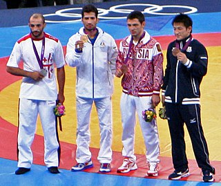 Wrestling at the 2012 Summer Olympics – Mens Greco-Roman 60 kg