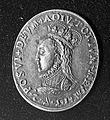 Medallion for Elizabeth I's recovery from small pox Wellcome L0012341.jpg