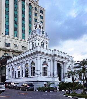 Medan old city hall
