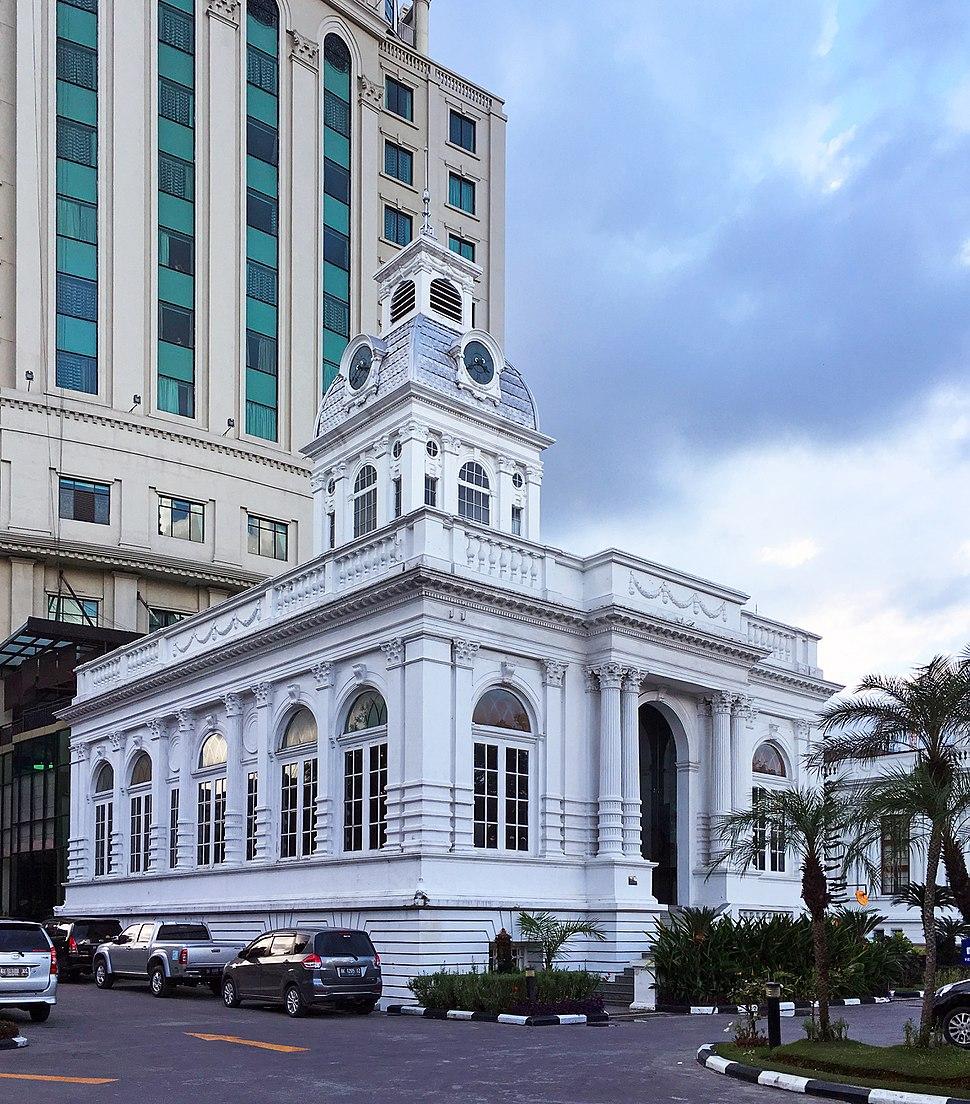 Medan old city hall