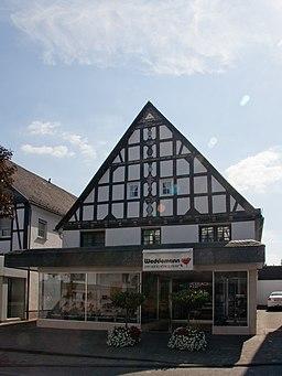 Oberstraße in Medebach
