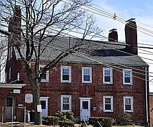 Jonathan Wade House - Image: Medford MA Jonathan Wade House