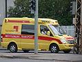 Medical transport in Tallinn.JPG
