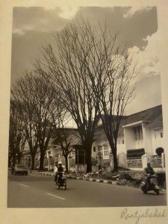 Padjadjaran University - The old building of medicine department in Pasir Kaliki, Bandung