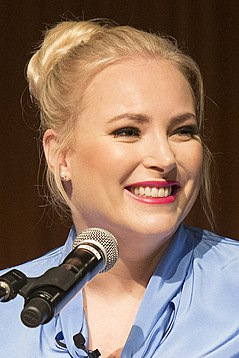 Meghan McCain American television personality