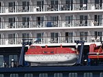 Mein Schiff 6 Lifeboat 17 Port of Tallinn 5 July 2017.jpg