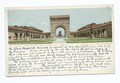 Memorial Court and Arch, Leland Stanford Univ., Palo Alto, Calif (NYPL b12647398-67856).tiff