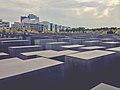 Memorial to the Murdered Jews of Europe - Holocaust Memorial in Berlin, Germany (24033145265).jpg