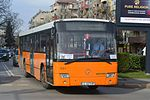 Mercedes O345 Conecto bus in Sofia.jpg