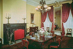 Merchant's House Museum - Living Room