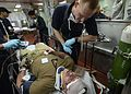 Mercy conducts mass casualty exercise during Pacific Partnership 2015 150716-N-PZ713-275.jpg