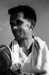 Mervyn Rose Australian tennis player