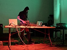 Merzbow at Issue Room Project.jpg