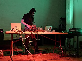 Merzbow - Image: Merzbow at Issue Room Project