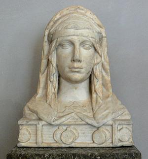 Franz Xaver Messerschmidt - Der Glaube, from a tomb monument