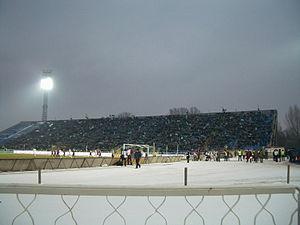 Metallurg Stadium - Image: Metallurg Stadium Samara