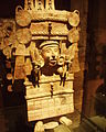 Mexico - Museo de antropologia - Dieu du maïs.JPG