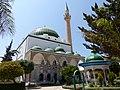 Mezquita de Al Jazar, San Juan de Acre, Israel, 2017 02.jpg