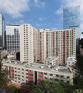 Model Housing Estate - Model Housing Estate